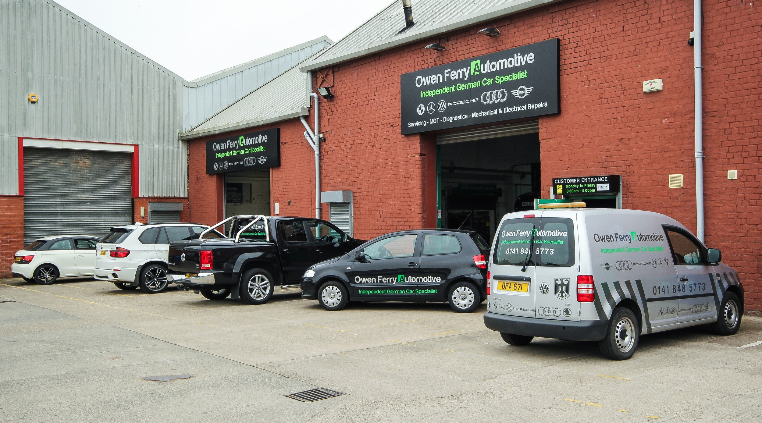 Owen Ferry Auto German Car Specialists